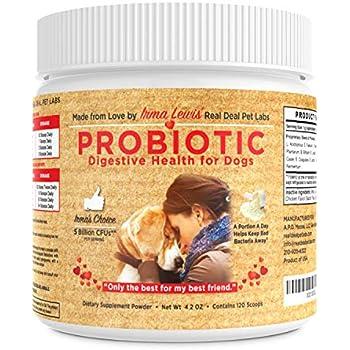 Amazon.com: ultra-premium mejor Probiotics para perros en ...