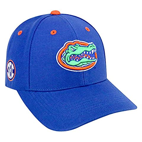 Top of the World NCAA-Triple Conference-Velcro Adjustable Hat Cap-Florida Gators - Florida Gators Baseball Cap