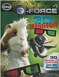 """Disney 3d Activity: """"G-Force"""" 3d Mission"""