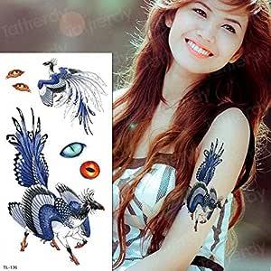 tatuaje y arte corporal tatuaje de unicornio niños tatuajes ...