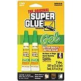 SGCSGG22 - THICK GEL SUPER GLUE-2 PK