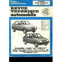 Revue technique automobile n 387.3 : Citroen visa et visa II 1124cm3 5cv