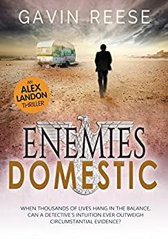 Enemies Domestic (The Enemies Series Book 1) by [Reese, Gavin]