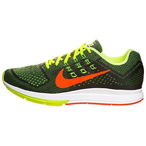 Uomo Zoom Structure 18 Verde verde Sportive Verde Scarpe Nike gXaAqa