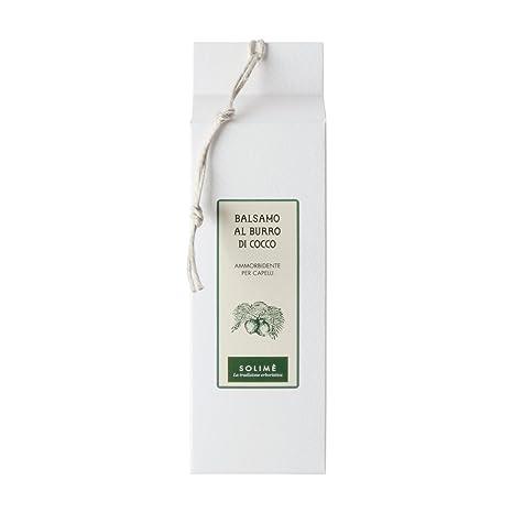 Balsamo de mantequilla de coco y cítricos para pelo nutridos y suaves, 200 ml,