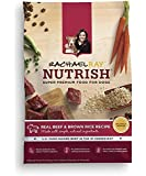 Nutrish Dog Food, Beef And Brown Rice, 3.5 Lb