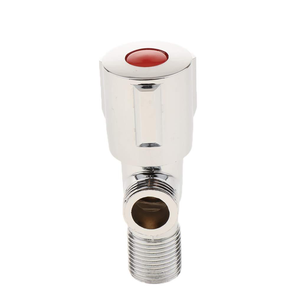 yotijar 180g Angle Valve Water Stop Valve Practical Ball Valve Heater
