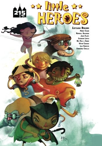 Little Heroes (Anthology) (Volume 1)