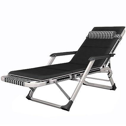 Amazon.com: Cama reclinable para tumbonas al aire libre ...