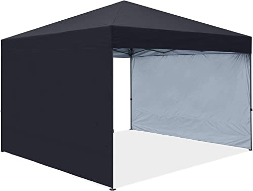 COOSHADE Pop Up Canopy Tent 10x10Ft Outdoor Festival Tailgate Event Vendor Craft Show Canopy