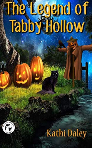 The Legend of Tabby Hollow (Whales and Tails Cozy Mystery) (Volume 5)