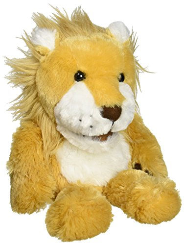 - Manhattan Toy Paw-riffcs Lion Plush Hand Puppet