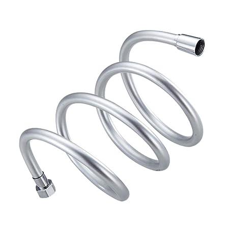 2 Accessori per doccia per bagno 2,5 metri Kutera Flessibile per doccia Flessibile per doccia in acciaio inossidabile Flessibile per doccia ad alta temperatura antideflagrante G1
