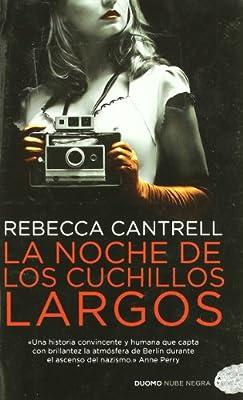 Noche De Los Cuchillos Largos,La (Nefelibata (Duomo)): Amazon.es ...