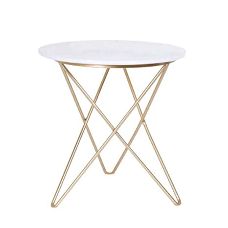 Swell Aoeiuv Wrought Iron Round Sofa Side Table Simple Home Living Ncnpc Chair Design For Home Ncnpcorg