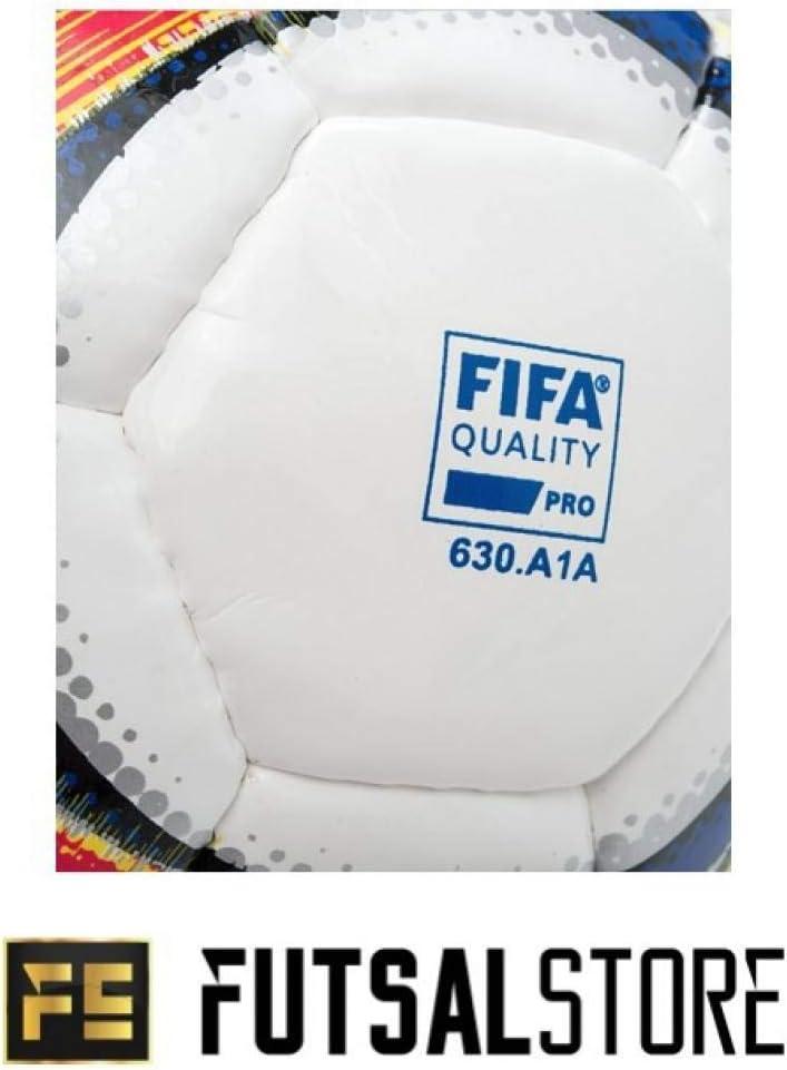 Joma - Balon Futsal-Pro FIFA Blanco-amar. Dali Sala: Amazon.es ...