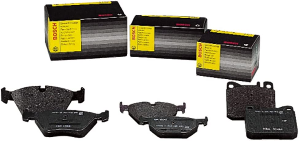 4-teilig Bosch 986494115 Bremsbelagsatz