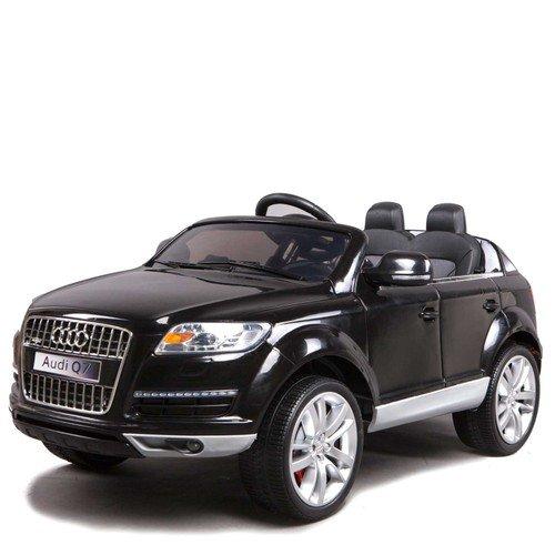 Serra Baby The Audi Q7 Specificities of Jeep Matt Black by Serra Baby