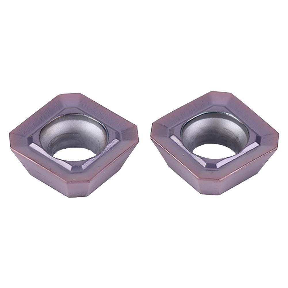 10pcs SEHT1204AFSN-X45 PC9035//SEHT43AFSN-X45 CNC Lathe Carbide Inserts CS