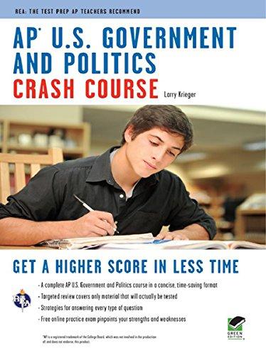 AP U.S. Government & Politics Crash Course (Advanced Placement (AP) Crash Course)
