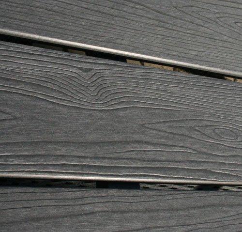 KMH &apos, Schöner dunkelgrauer imitación de madera de mesa ...