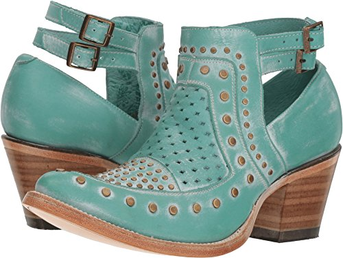 Corral Boots Women's E1403 Turquoise 5.5 B US