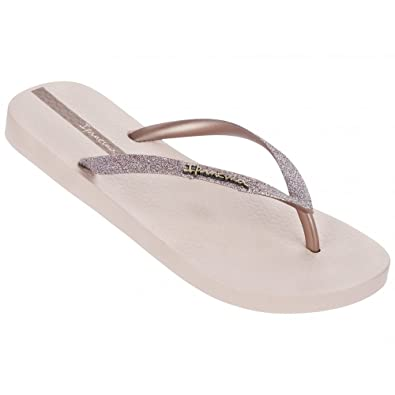 85f3d65de Ipanema Brazil Flipflop Sparkle Blush Flip Flops (7)  Amazon.co.uk ...