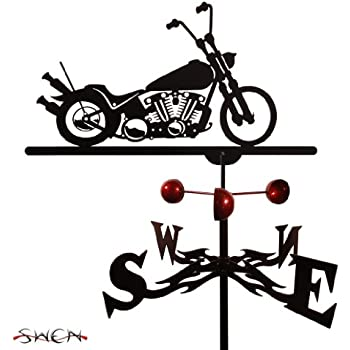 Amazon Com Farrell Series Chopper Motorcycle Weathervane New