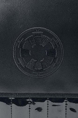 Star Wars Empire Umhängetasche schwarz schwarz