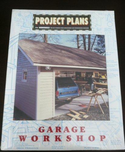 Garage Workshop Project Plans - Energy Efficient Two-Car Detached Garage That Includes 10 x 21 ft Workshop