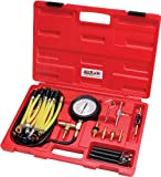 S.U.R. & R. FPT22 Deluxe Fuel Injection Pressure Tester Kit - 30 Piece
