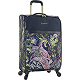 Tommy Bahama Honolulu 19 inch Carry On Expandable Spinner Suitcase