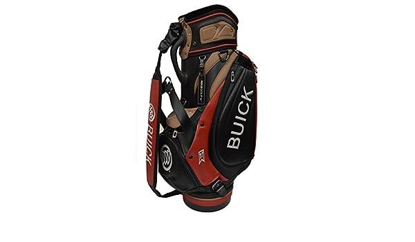 Nike Tiger Woods Buick Bolsa de Golf, Color Rojo/Negro ...