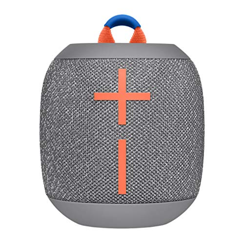 Ultimate Ears WONDERBOOM 2 Portable Bluetooth Speaker with Knox Gear Padded Protective Case Bundle (2 Items)