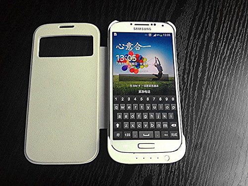 hot sale online 15e8a 37af8 Galaxy S4 Battery Case, 2015 Newest 3200mAh Ultra Slim - Import It All