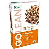 Kashi GOLEAN, Breakfast Cereal, Cinnamon Crisp, Non-GMO Project Verified, 14 oz
