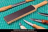 BeaverCraft LS6P1 Leather Paddle Honing Strop Kit