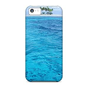 For STWanke Iphone Protective Case, High Quality For Iphone 5c The Perfect Place Skin Case Cover
