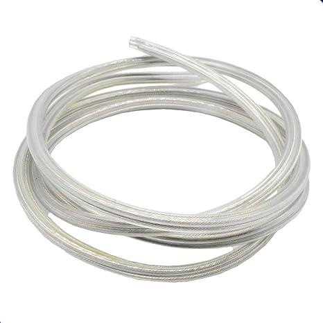 PVC//PVC-Transparent-Lampenkabel-Rund-5-adrig-0,75mm²-H03VV-F
