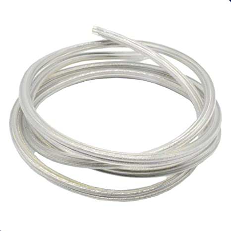 Cable 3 x 0,75 mm2 transparente, 10 metros, PVC/PVC, cable ...