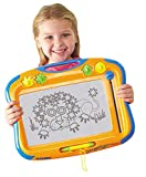 TOMY Megasketcher High Resolution Magnetic Drawing Board for Kids Arts and Crafts Doodle and Scribble Board Suitable from 3 years