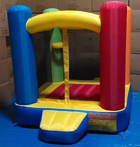 My Bouncer Little Castle Bounce Ball Pit Popper with Non-Toxic Puncture Resist Nylon Material