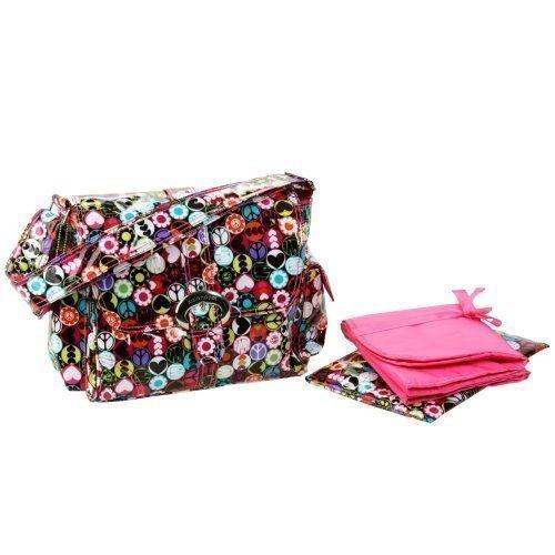 - Kalencom Midi Coated Diaper Buckle Bag, Woodstock by Kalencom