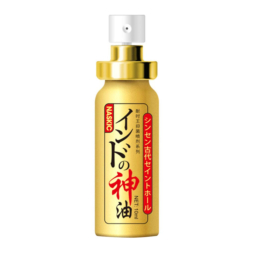 Strong Man Sex Oil Prolong Erections Penis Enlarger Retardant Spray Delay Ejaculation Sexual Enhancers Spray EgalBest #1
