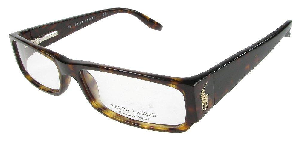 Genuine Polo Ralph Lauren Designer Tortoise Havana Eye Reading Glasses, Spectacles Frames, New RL 1475 086.