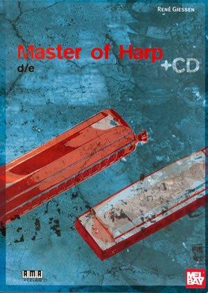 Mel Bay Master of Harp Sam Ash Harmonicas