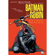 Batman and Robin, Vol. 2: Batman vs. Robin (Batman by Grant Morrison series)