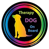 Therapy Dog On Board – Black Review
