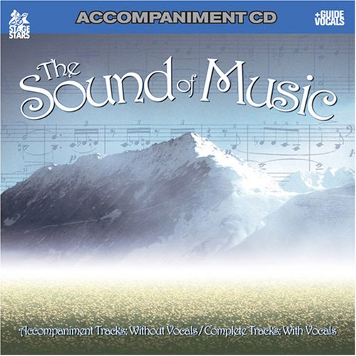 Songs From The Sound Of Music (Accompaniment/Karaoke 2-CD Set)