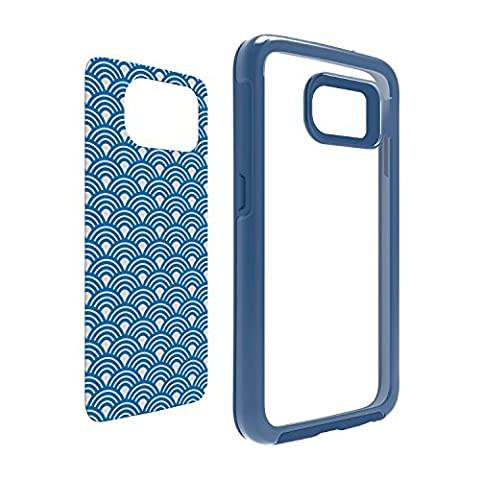 OtterBox My Symmetry Series Galaxy S6 Case - Royal Crystal w/ Blue Arches Graphic Insert (Otterbox Samsung Galaxy S5 Skin)